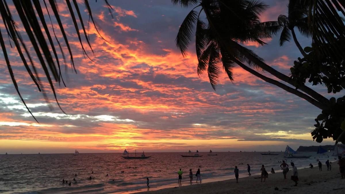 L'île de Boracay fermée pour 6 mois