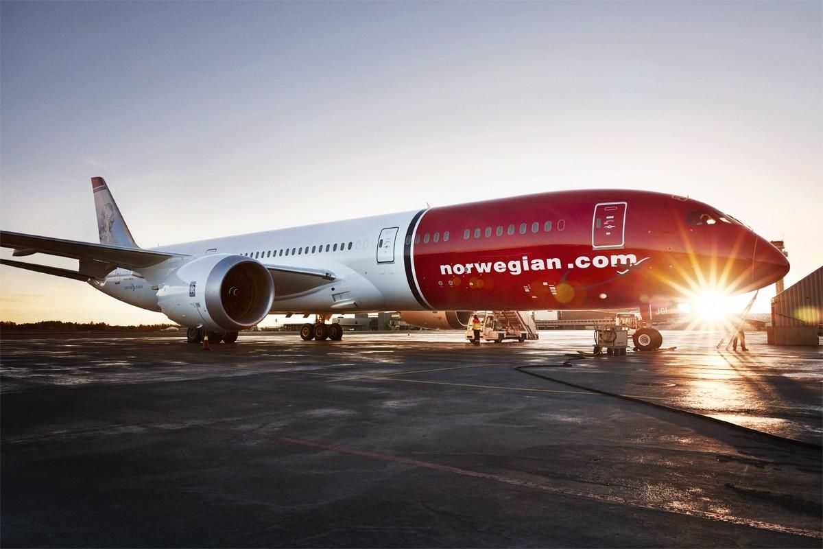 Norwegian rachetée par le même propriétaire que British Airways et Iberia