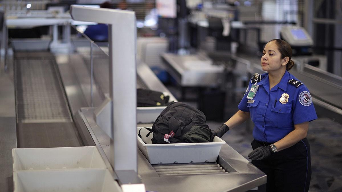 La TSA inspectera la nourriture de plus près