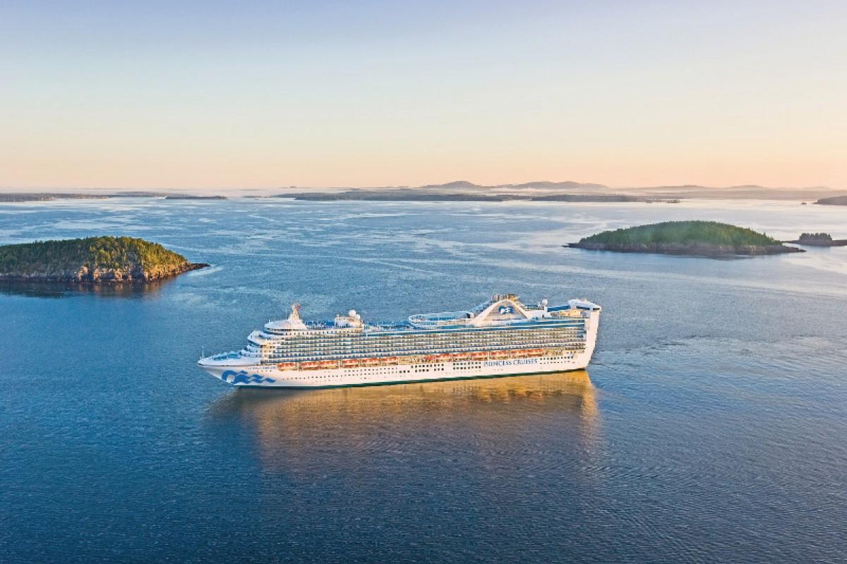 Transat ajoute Princess Cruises à son éventail de croisières