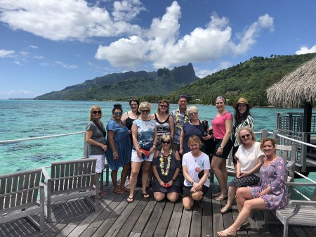Tours Chanteclerc fait découvrir la Polynésie française à bord du M/S Paul Gauguin