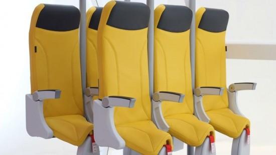 Voyageriez-vous debout en avion pour payer moins cher ?