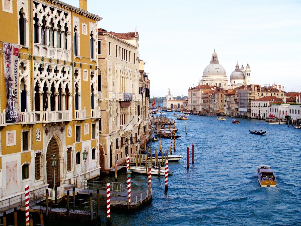 Venise interdite aux touristes ce weekend