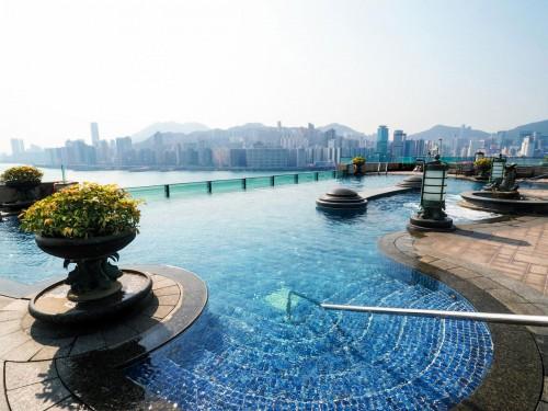 La grande vie au Harbour Grand Kowloon de Hong Kong