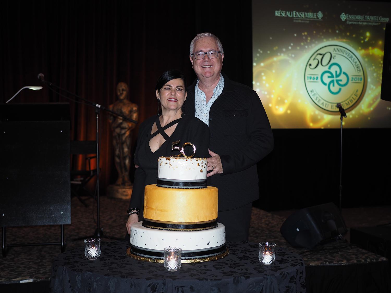 50 ans du Réseau Ensemble : Nathalie Guay fière de ce succès