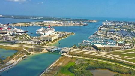 Port Canaveral se regénère