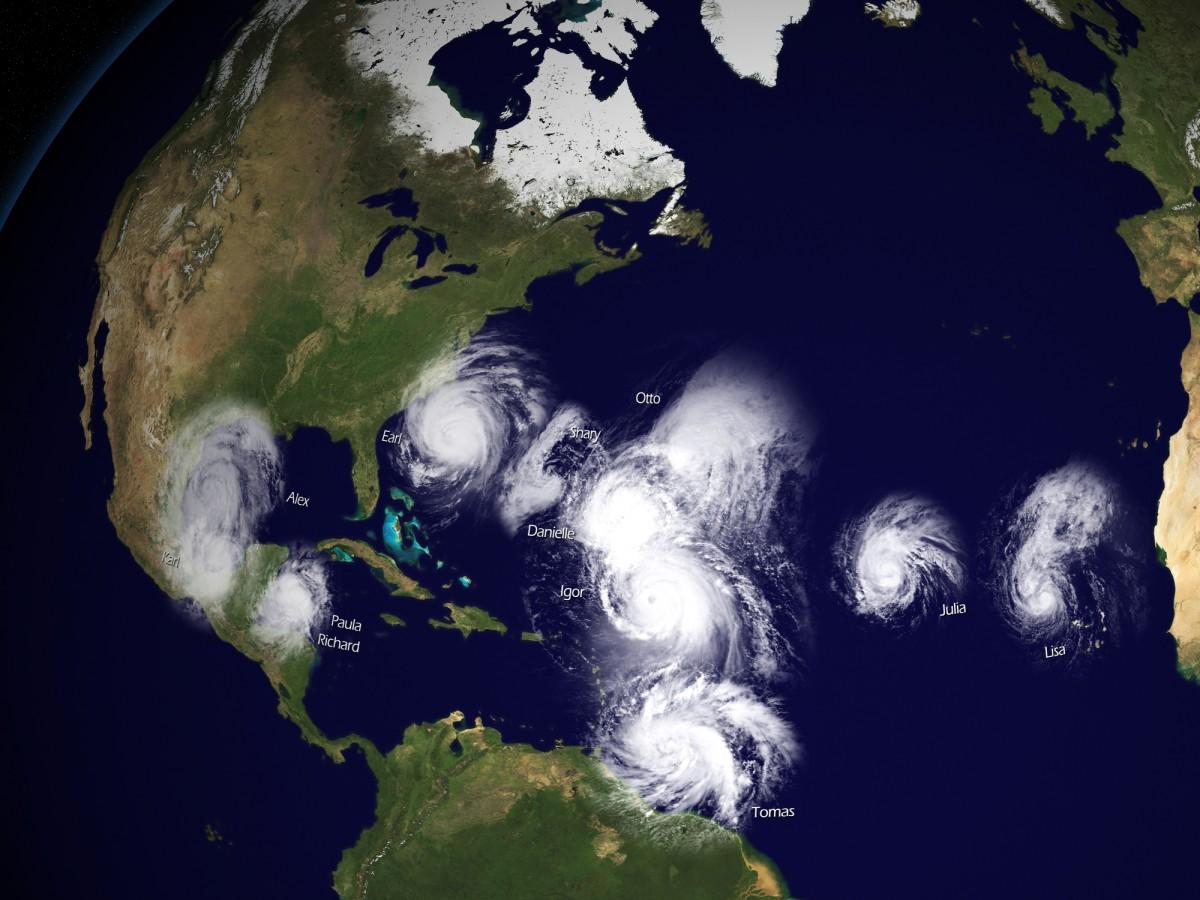 Saison des ouragans : comment voyager en toute sécurité