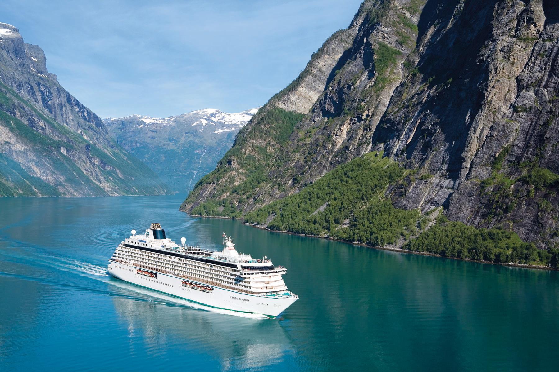 Crystal Cruises facturera d'importants frais administratifs