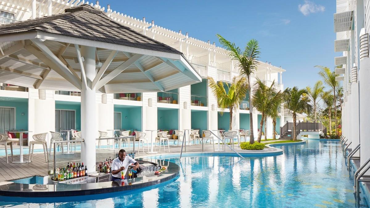 Azul Beach Resort Negril : une section pour adultes seulement
