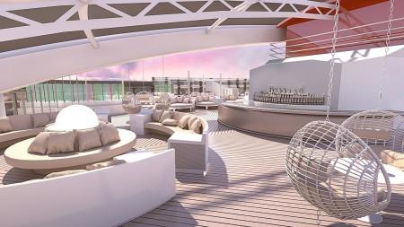 Premières images des navires Virgin Voyages