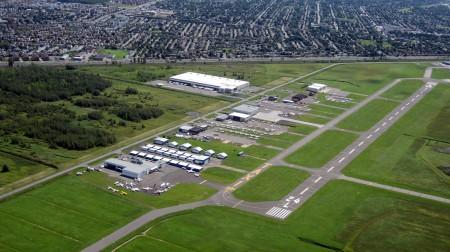 L'aéroport de Saint-Hubert veut desservir les passagers de la Rive-Sud