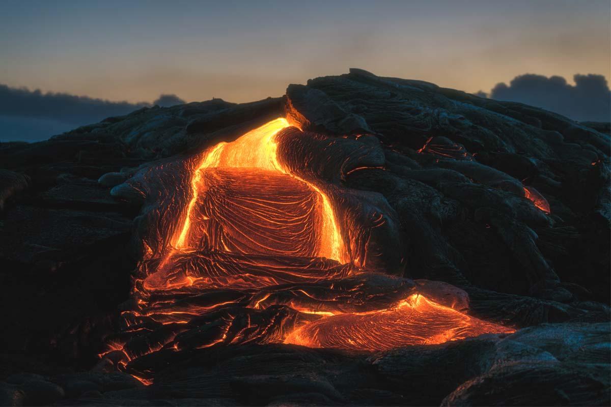 Éruption du volcan Kilauea: inquiétudes liées à la fumée toxique