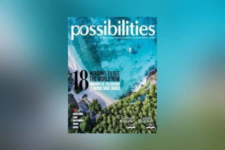 Carlson Wagonlit Voyages : un magazine web revampé