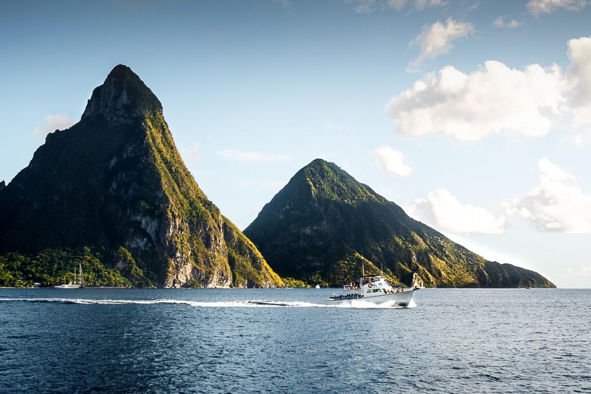 Sainte-Lucie : séjours en hausse de 9,5%