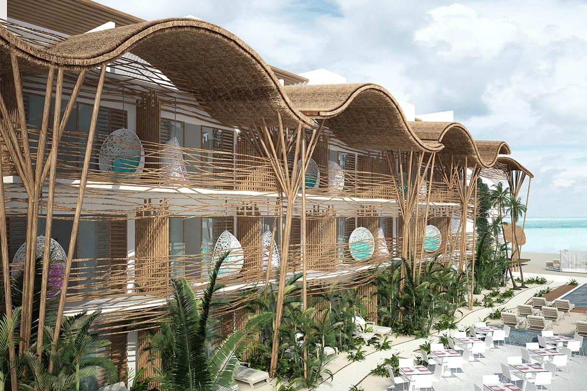 L'île de rêve où Blue Diamond ouvrira son plus récent hôtel