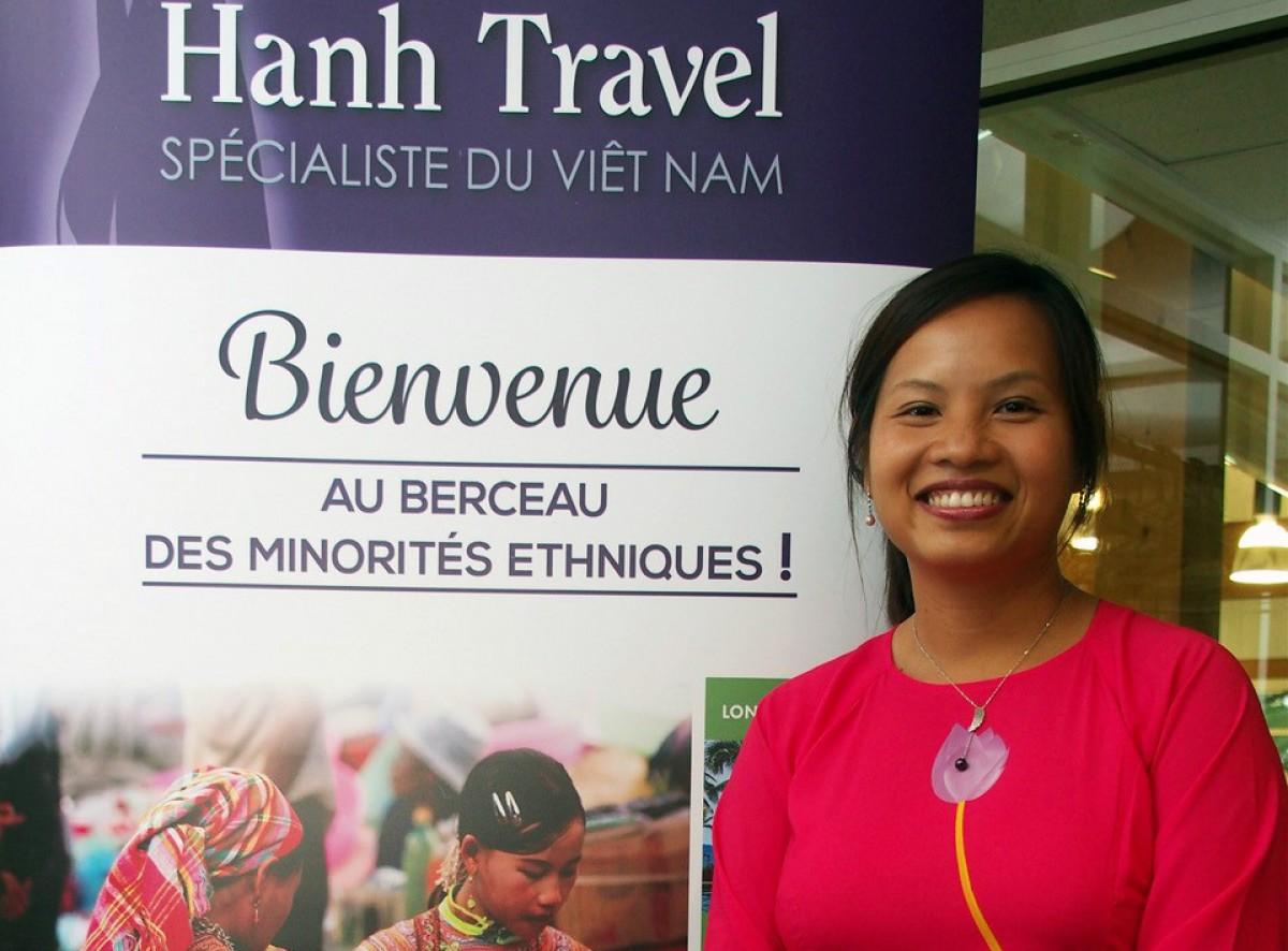 « Le Vietnam, c'est zen » avec Hanh Travel