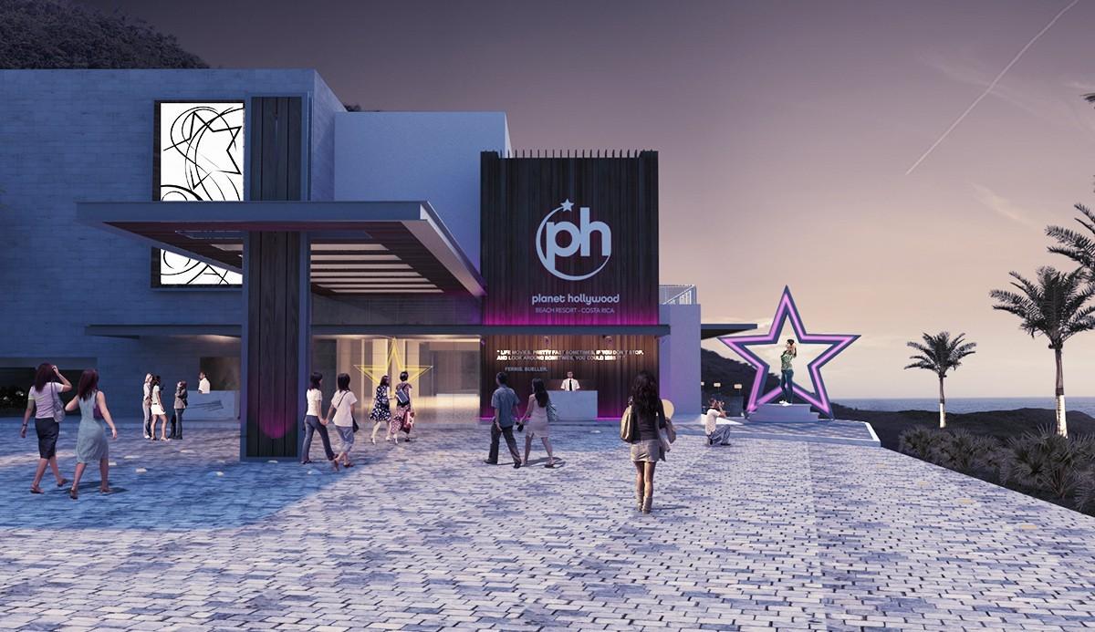 Il y aura un Planet Hollywood à Sint Maarten
