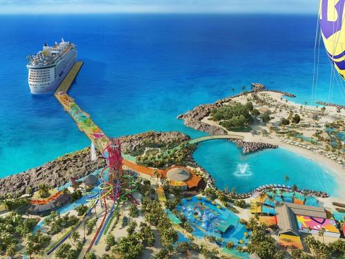 Royal Caribbean ouvre les réservations pour CocoCay