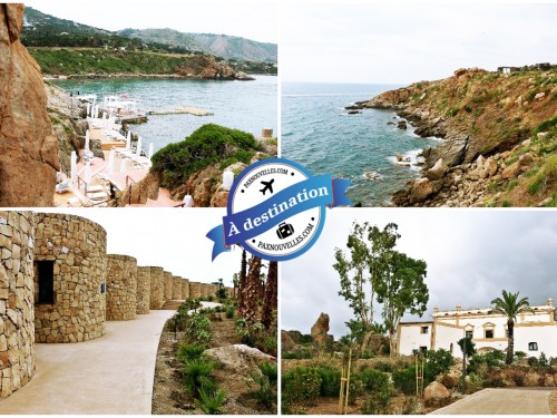 PAX à destination: images exclusives du Club Med Cefalu