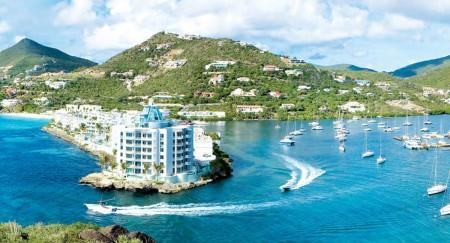 St Maarten : le Oyster Bay Beach Resort fin prêt
