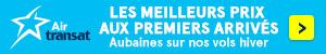 Transat - Standard banner (mobile) - June 20
