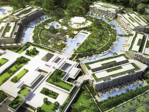 Meliá ouvrira un fabuleux hôtel tout-inclus