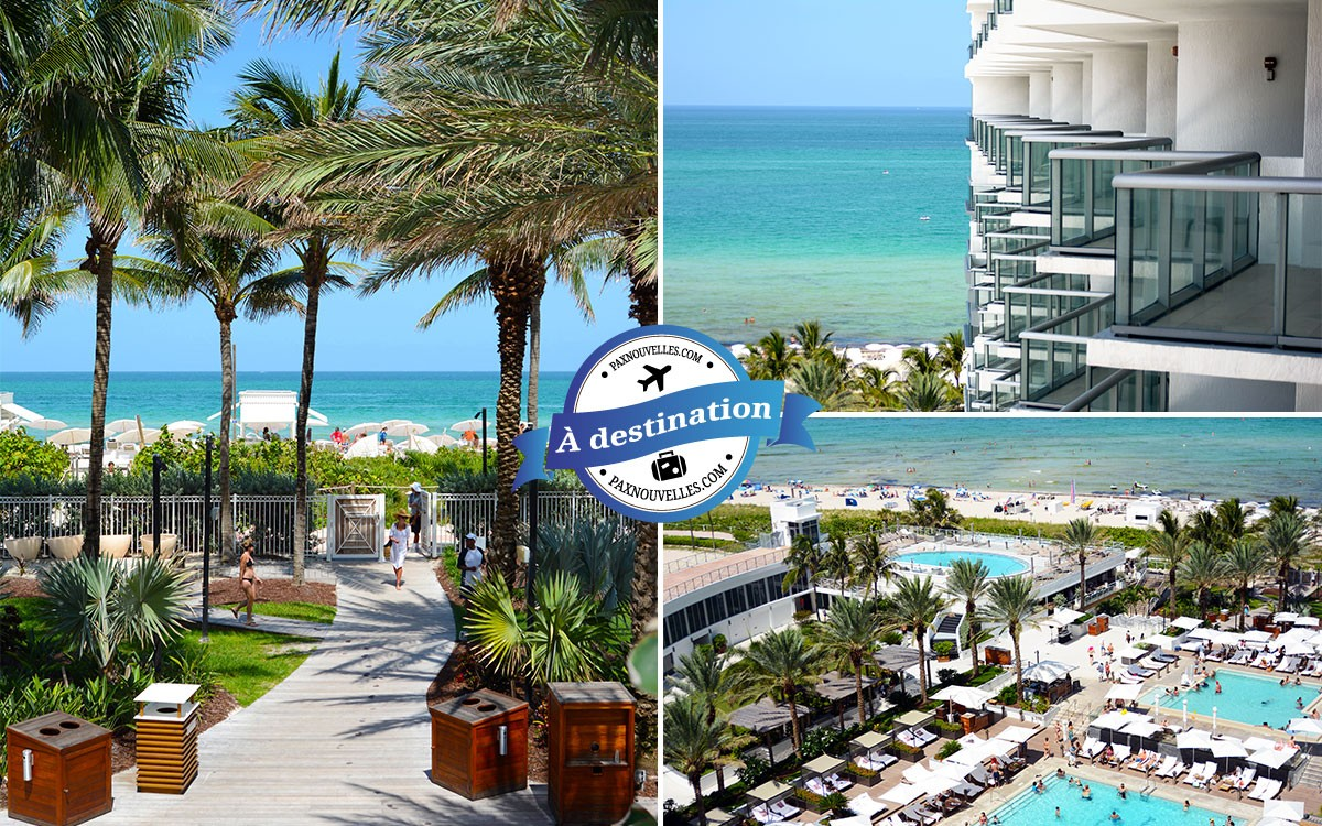 PAX à destination : on a testé le tout-inclus Eden Roc de Miami Beach