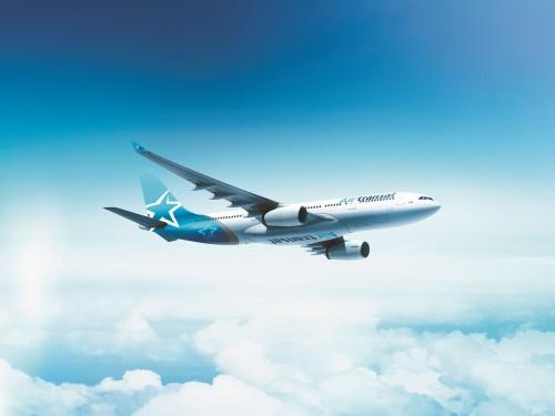 Air Transat se dote de sept nouveaux Airbus A321neo