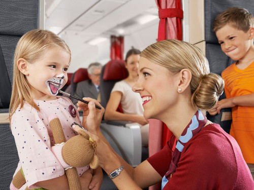 Air Canada courtise les familles