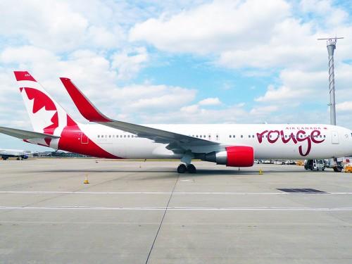 Air Canada Rouge : cinq bougies et 25 millions de passagers
