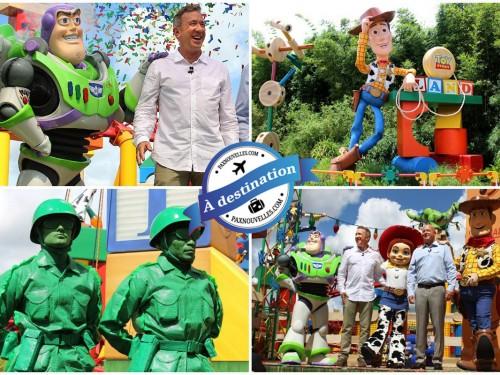 PAX à destination : inauguration du Toy Story Land d'Orlando