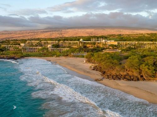 Ouverture du Westin Hapuna Beach Resort à Hawaï