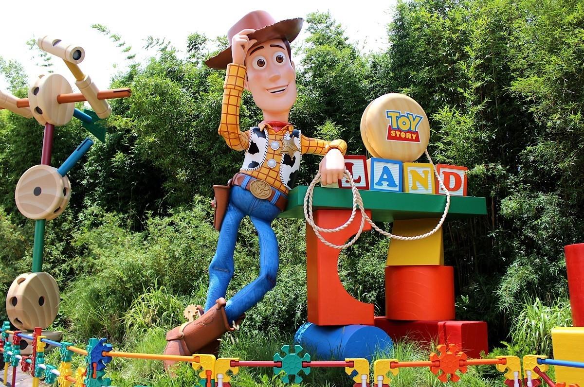 [VIDÉO] PAX à destination au Toy Story Land