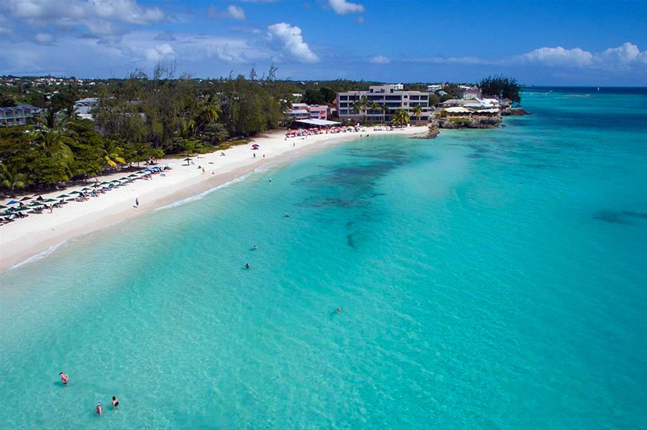 Il coûtera plus cher d'aller à La Barbade cet été