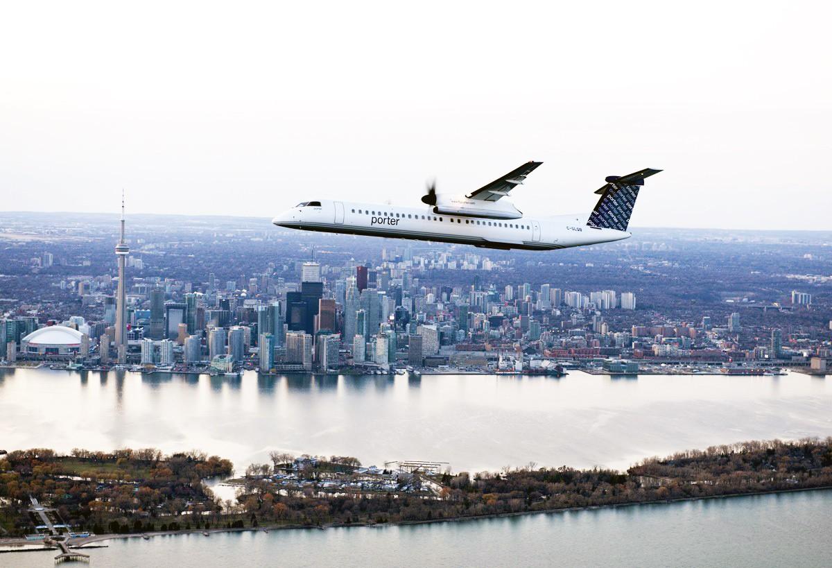 Au tour de Porter Airlines d'offrir des minitarifs