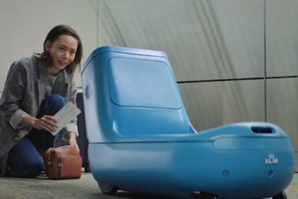 Des robots pour transporter (enfin) vos valises !