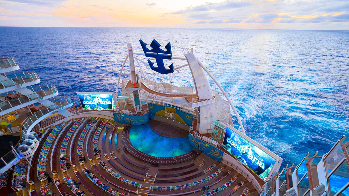 VAC : vols gratuits pour Freedom of the Seas et Jewel of the Seas