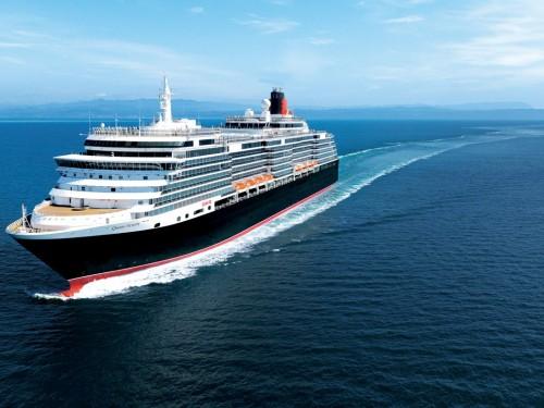 Cunard : la vente de dix jours se poursuit