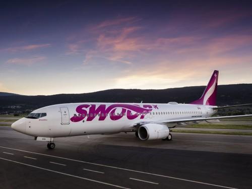 Swoop offrira des vols vers les États-Unis