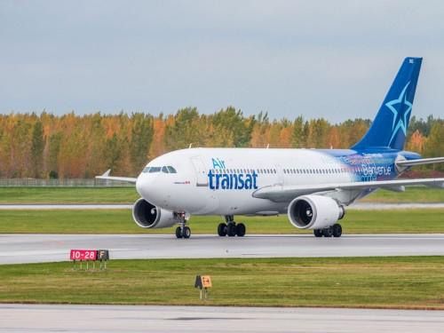 Entente majeure entre TSAS et Air Transat