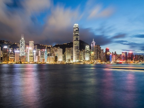 Hong Kong séduit les Canadiens