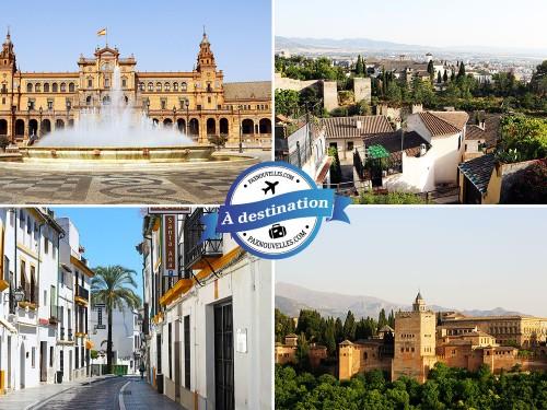 PAX à destination: le sud de l'Espagne sublimé par G Adventures