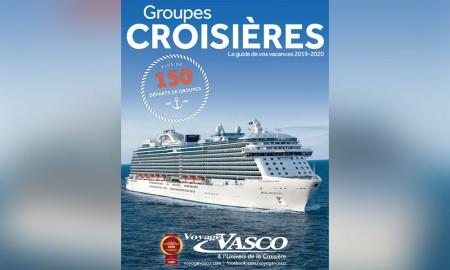 Groupe Atrium lance sa brochure Groupes Croisières 2019-2020