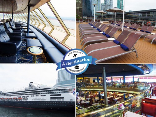 PAX à destination : à bord du Volendam d'Holland America Line