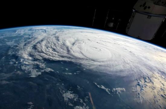 Moins d'ouragans que prévu dans l'Atlantique pour 2018