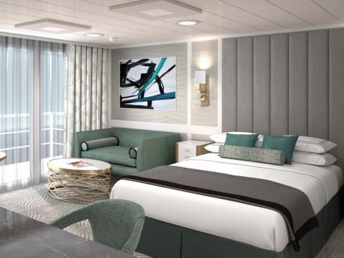 Oceania Cruises s'offre une cure de jouvence de 100 millions