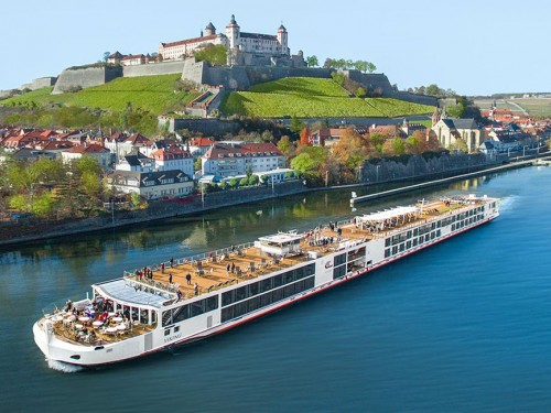 Viking River Cruises exclut les enfants