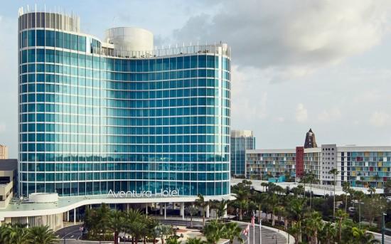L'hôtel Universal Aventura ouvre ses portes à Universal Orlando