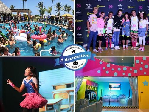 PAX à destination: le Kidz Bop Experience inauguré avec fracas à Punta Cana