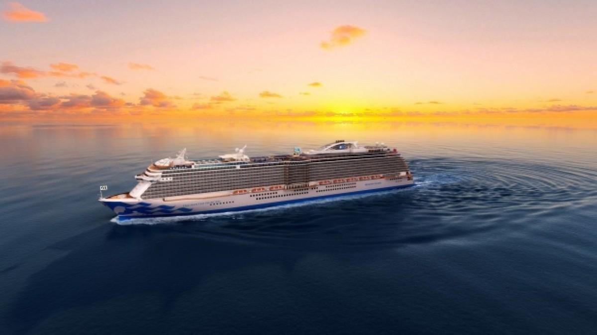 Princess Cruises a choisi le nom de son prochain navire
